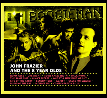 John Frazier and the 8 Year Olds: Boogieman